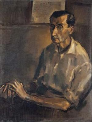 retrato-de-jose-bergamin-1961-por-ramon-gaya