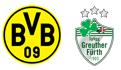 Borussia Dortmund - Greuther Fürth