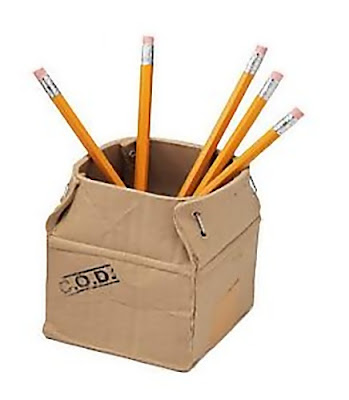 Creative Pen Holders and Cool Pencil Holders (15) 11