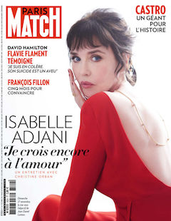 Paris Match - En kiosque