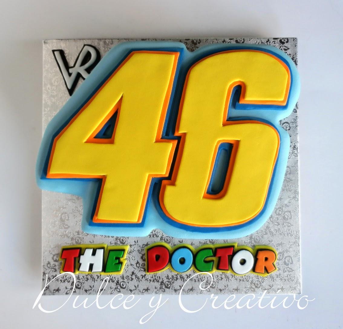 Tarta Valentino Rossi