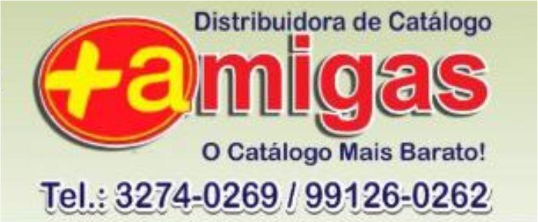 DISTRIBUIDORA DE CATÁLOGO +AMIGAS