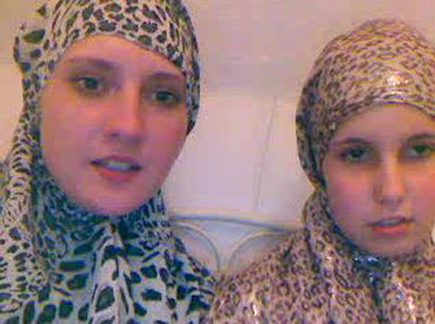 Muslim girls are safe on Chatroulette, they must be dressed properly all the time