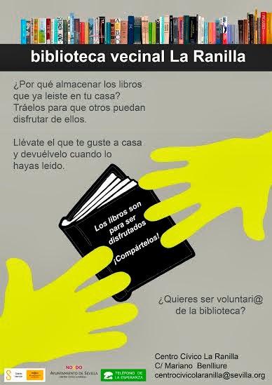 Biblioteca Vecinal La Ranilla