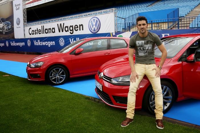 Volkswagen regala su mejor coche a los jugadores del Atlético de Madrid