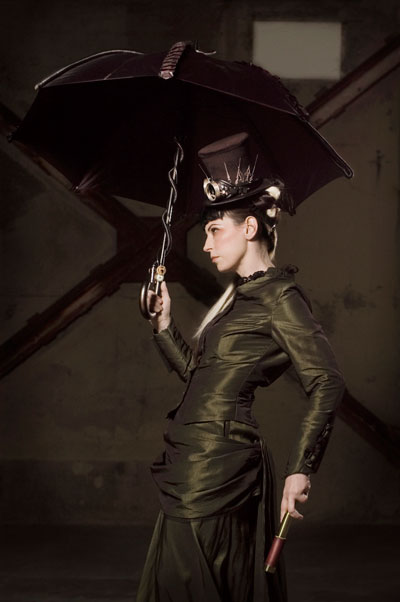Steampunk Fashion Fashion Naturally