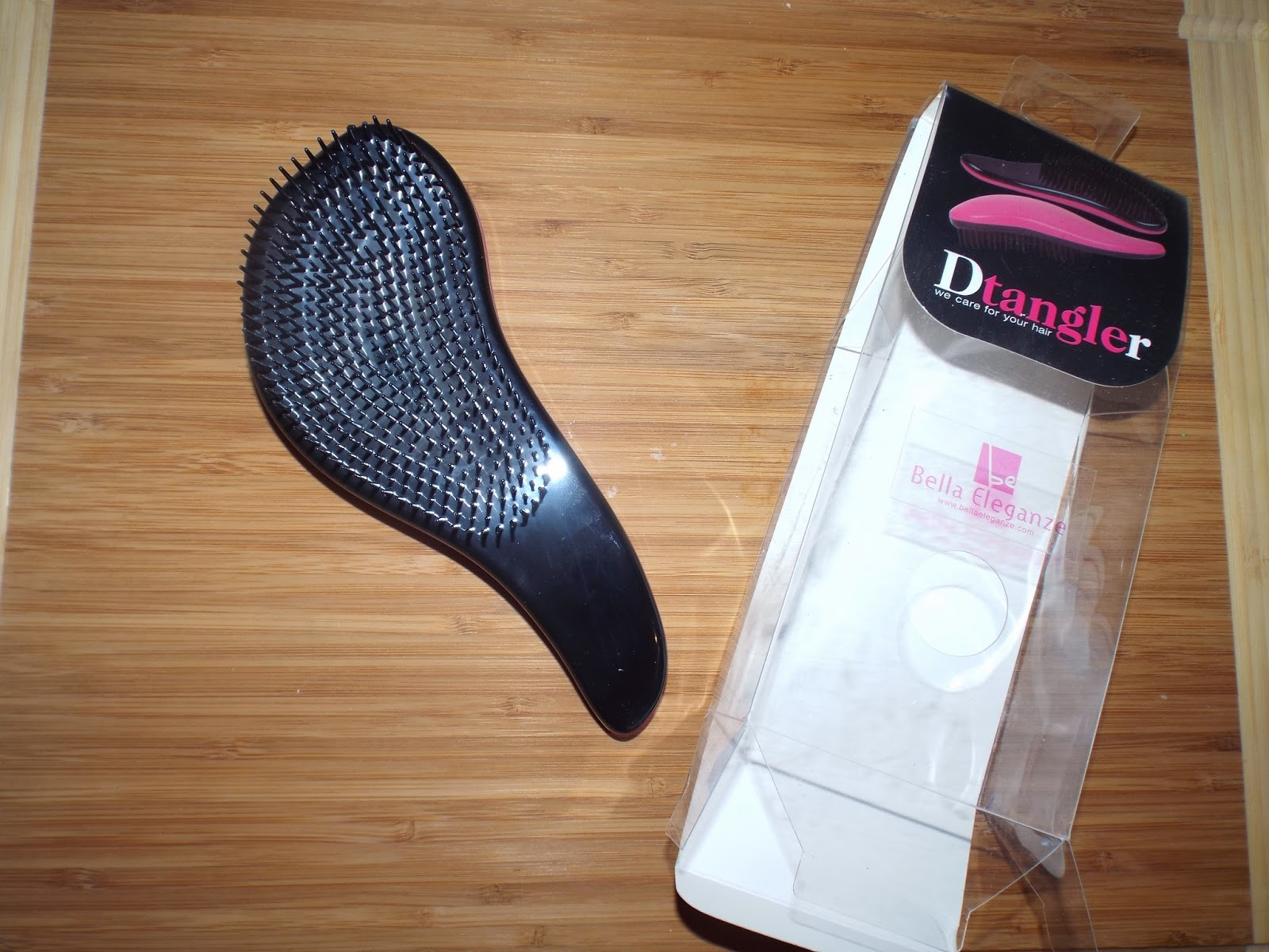 Dtangler: Bella Eleganze Brush