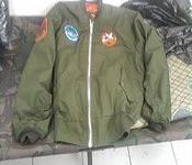 JAKET PILOT F-16