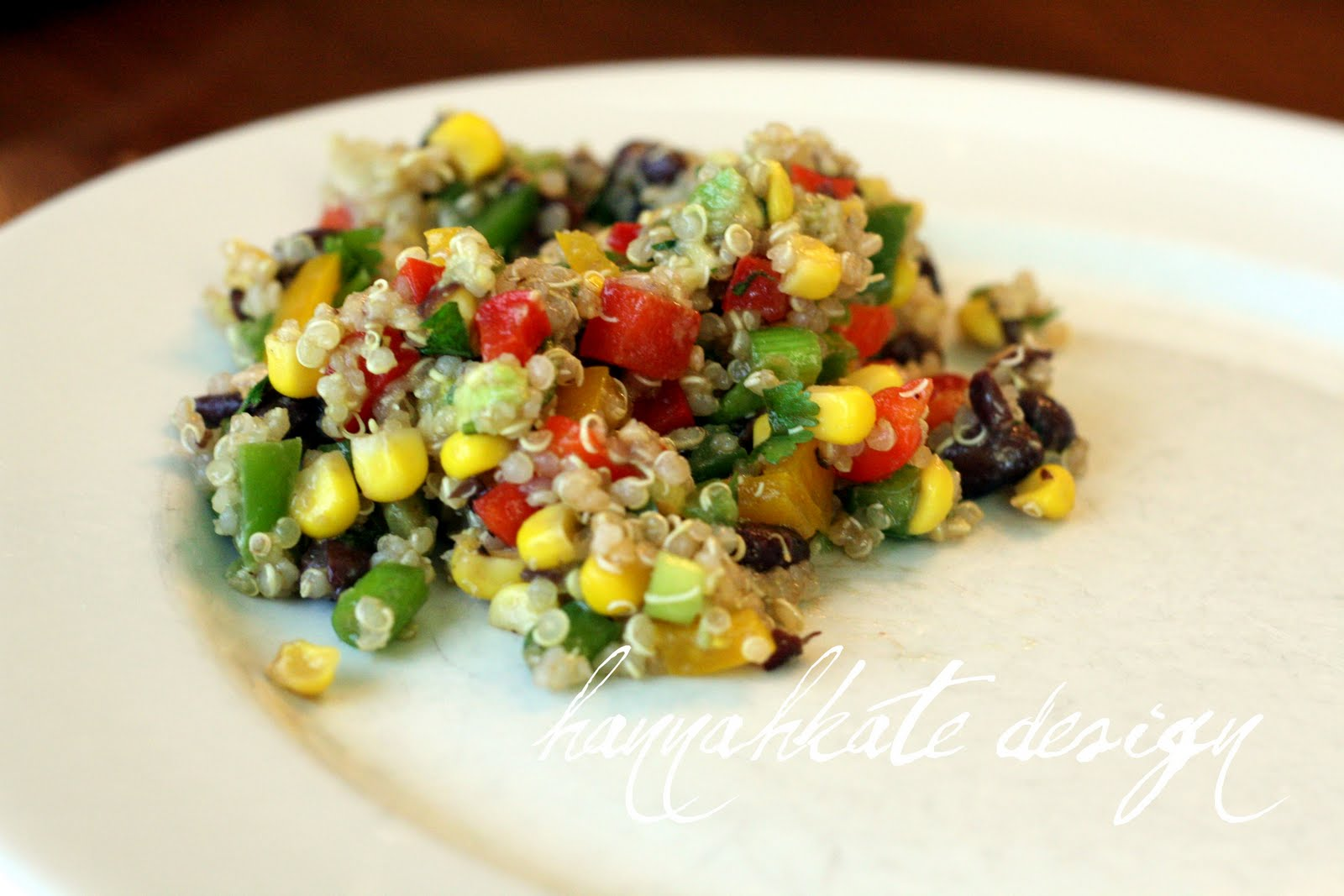The Gaines Gang: Mexican Quinoa Salad