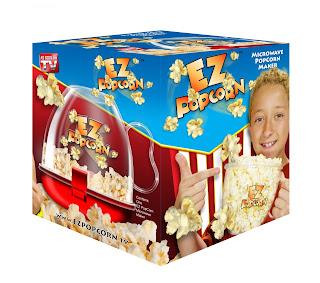 EZ Popcorn Maker | Popcorn Makers