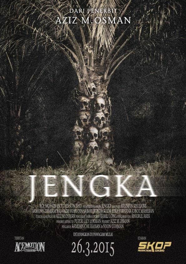 poster filem Jengka