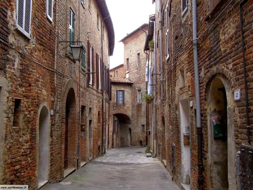 итальянский городок читта делла пьеве