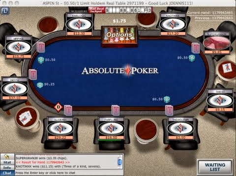 Play for free poker sites