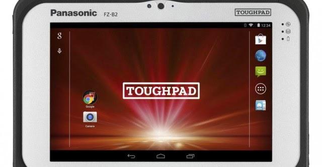 Panasonic công bố MTB siêu bền Toughpad FZ-B2