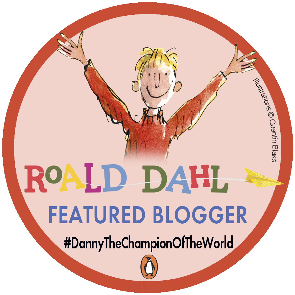 Roald Dahl Featured Blogger