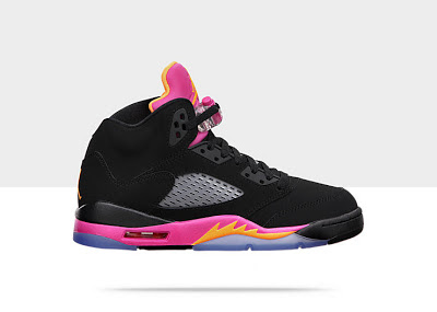 Air Jordan 5 Retro Girls' Shoe 440892-067