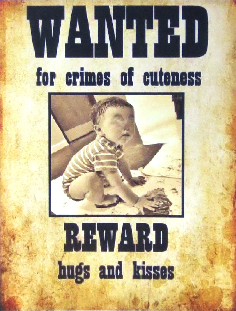 Create Your Own Poster On Pinterest Canvas – Free Wanted Poster Template for Kids