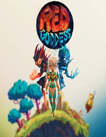 Red Goddess Inner World PC Full Español