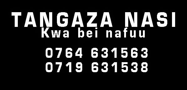 tangaza nasi