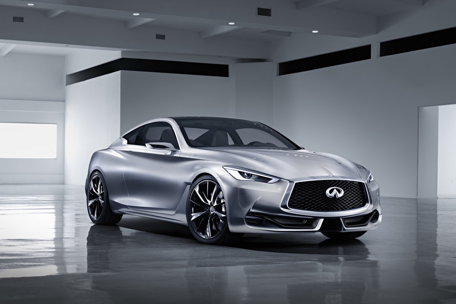 new infiniti q60 coupe concept detailed in 26 fresh photos carscoops. Black Bedroom Furniture Sets. Home Design Ideas
