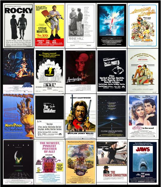 BTMGs Top 20 Movies Of The 70s