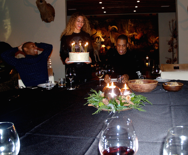 PHOTOS: Jay-Z Celebrates His 45th Birthday With Beyonce in Iceland