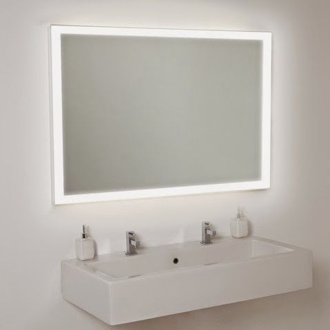 Obsessed withheated bathroom mirrors for Heated bathroom mirror