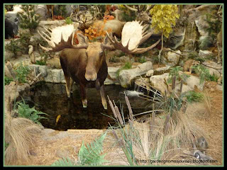 moose at Cabela's