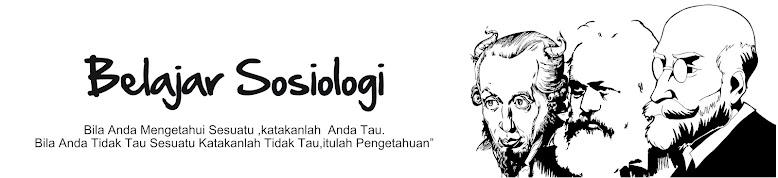 Belajar Sosiologi