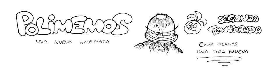 POLIMEMOS-Tiras cómicas semanales