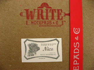 Write Notepads Notebook
