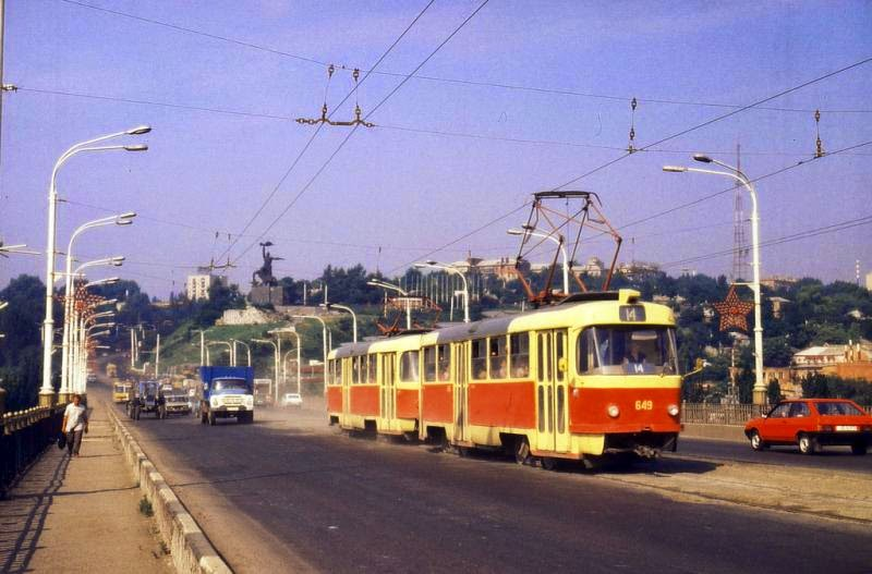 Мост-Стачки-Ростов