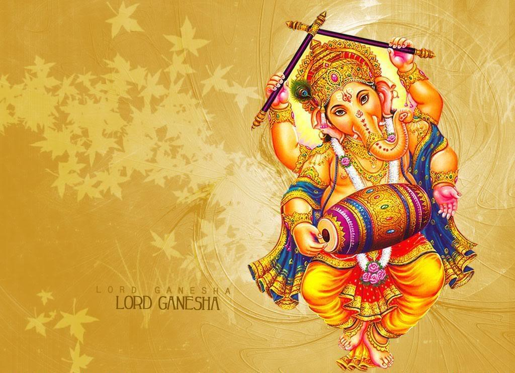 lord ganesha wallpaper computer background - photo #8