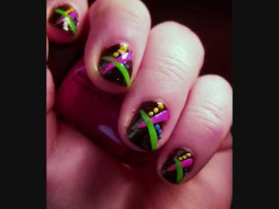 Todo unhas lindas ideas de dise os de u as para u as cortas for Disenos de unas 2012