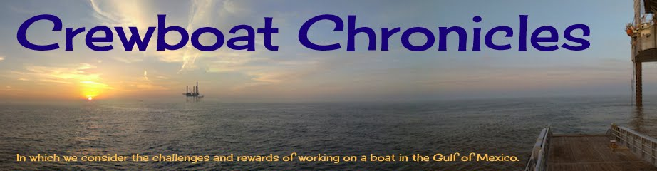 Crewboat Chronicles