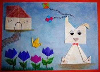 """""""ReDobrando a Esperança na Vida Animal""""  Concurso de Arte em Dobradura"""