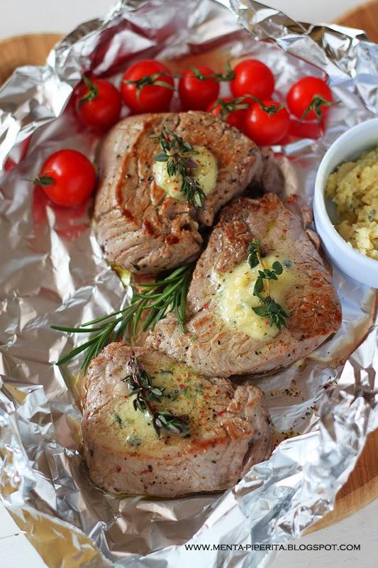 filetto con burro alla senape di digione ed erbe aromatiche: il mio modo di