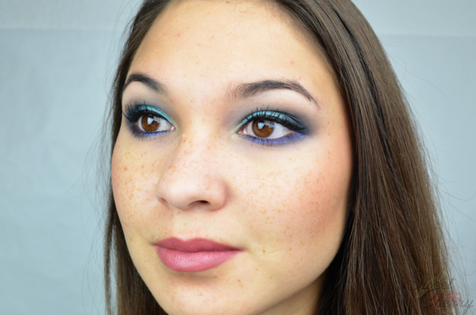 Make Up Look zu Celestial und The Original von Sleek