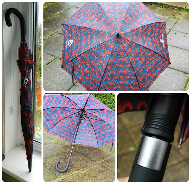 Arthur Price and Laurence Llewellyn Bowen Remembrance Ladies Umbrella