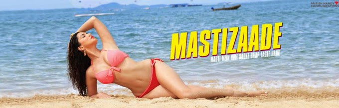 Sunny Leone Hot stills from the movie mastizaade