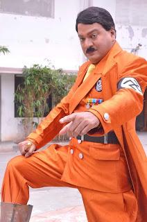 Rajendra Prasad Hitler Stills in Top Rankers