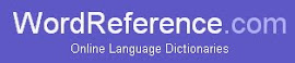 Online Language Dictionaries