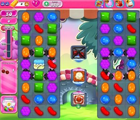 Candy Crush Saga 959