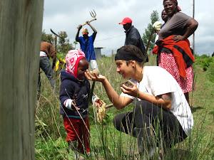 Kenya, May 2012