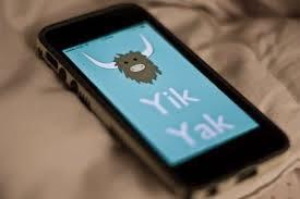 social media news Yik Yak