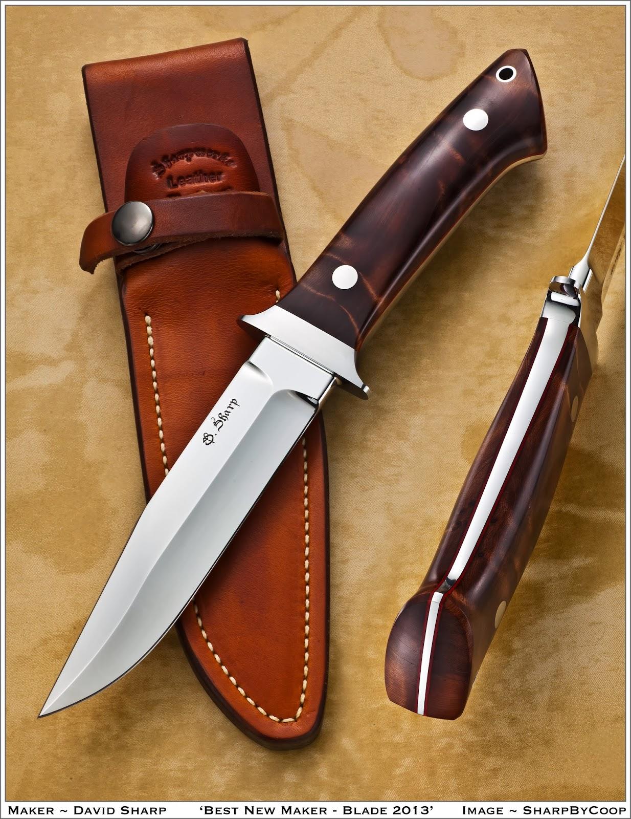 How to make a knife sharp