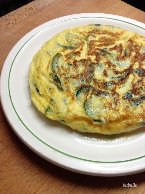 cena express: tortilla de calabacin-390-baballa