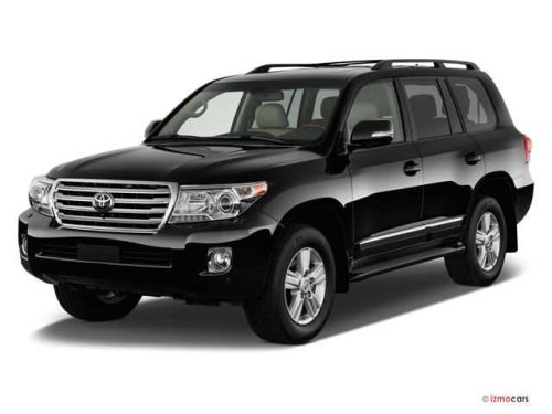 2013 toyota land cruiser angularfront Toyota Land Cruiser 2013 Indonesia   Harga, Spesifikasi dan Review