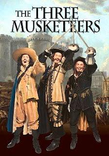 4 musketeers