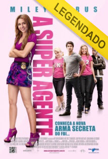 A Super Agente – Legendado